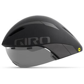 Giro Aerohead MIPS Kask rowerowy czarny